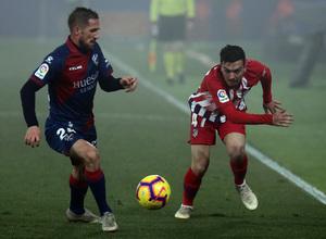 Temp. 18-19 | Huesca - Atlético de Madrid | Joaquín