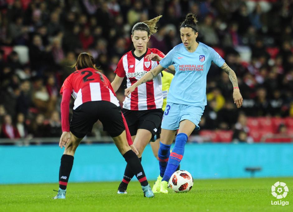 Temporada 2018-2019 | Copa de la Reina | Athletic - Atlético | Jeni