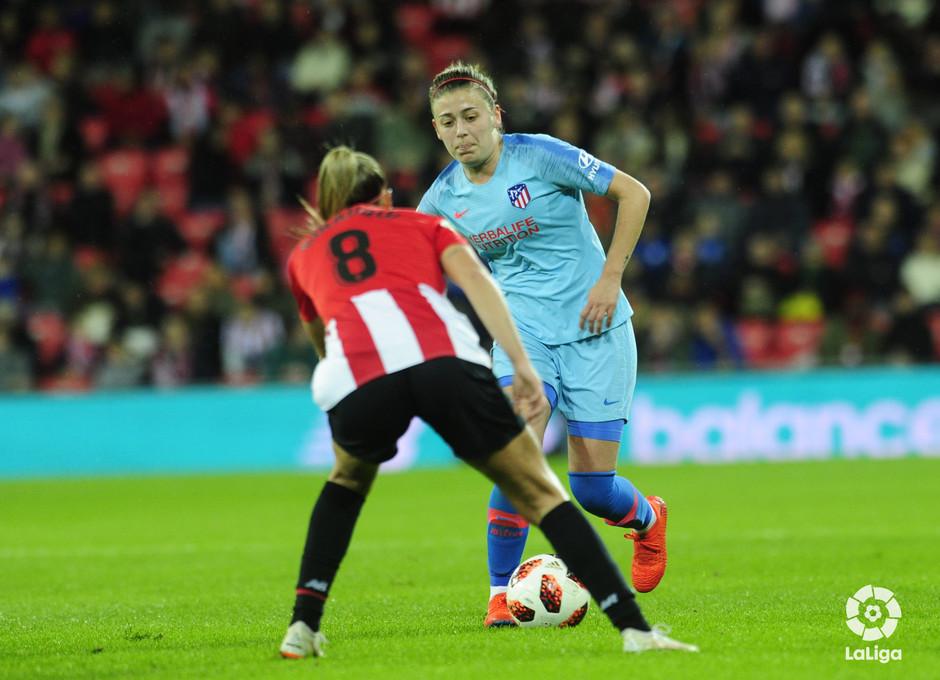 Temporada 2018-2019 | Copa de la Reina | Athletic - Atlético | Menayo