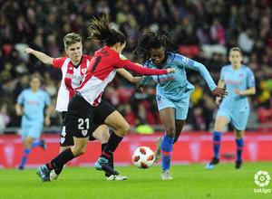 Temporada 2018-2019 | Copa de la Reina | Athletic - Atlético | Ludmila