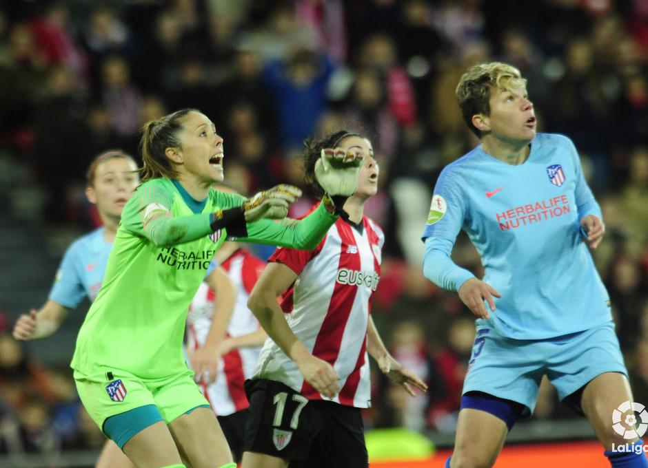 Temporada 2018-2019 | Copa de la Reina | Athletic - Atlético | Lola, Linari