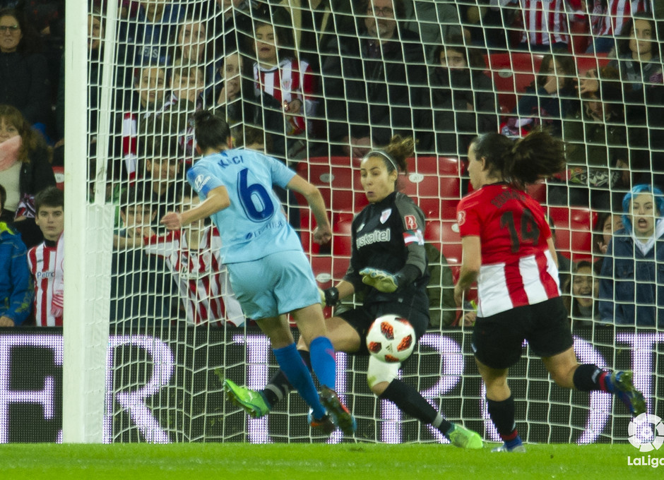Temporada 2018-2019 | Copa de la Reina | Athletic - Atlético | Kaci