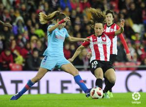 Temporada 2018-2019 | Copa de la Reina | Athletic - Atlético | Laia