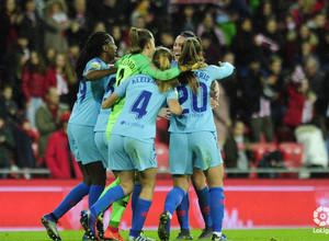 Temporada 2018-2019 | Copa de la Reina | Athletic - Atlético | Celebración