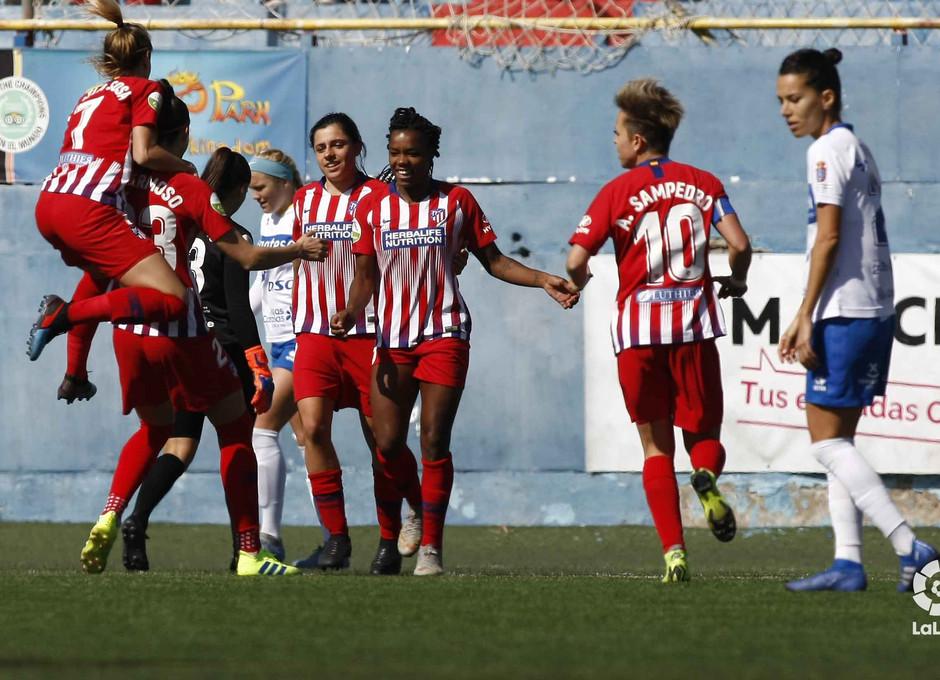 Temporada 18/19 | Granadilla - Atlético de Madrid Femenino | Gol | LaLiga