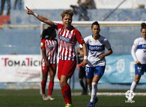 Temporada 18/19 | Granadilla - Atlético de Madrid Femenino | Amanda | LaLiga