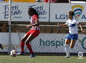Temporada 18/19 | Granadilla - Atlético de Madrid Femenino | Tounkara | LaLiga