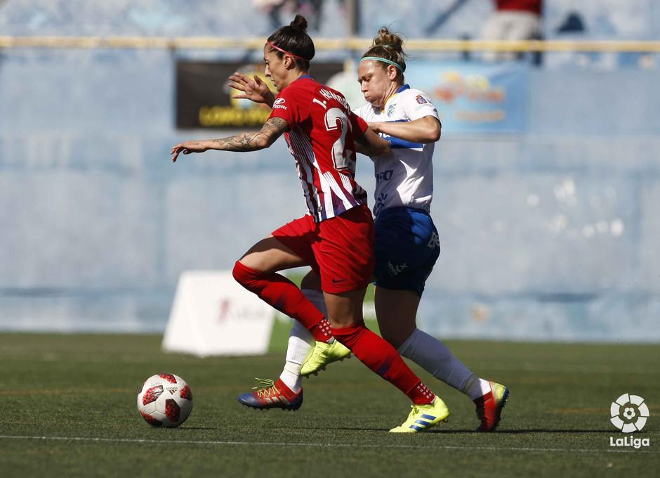 Temporada 18/19 | Granadilla - Atlético de Madrid Femenino | Jenni Hermoso | LaLiga