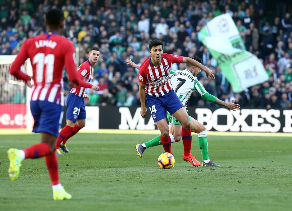 Temporada 18/19 | Real Betis - Atlético de Madrid | Rodrigo