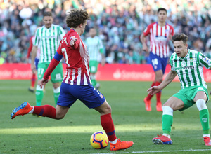 Temporada 18/19 | Real Betis - Atlético de Madrid | Griezmann