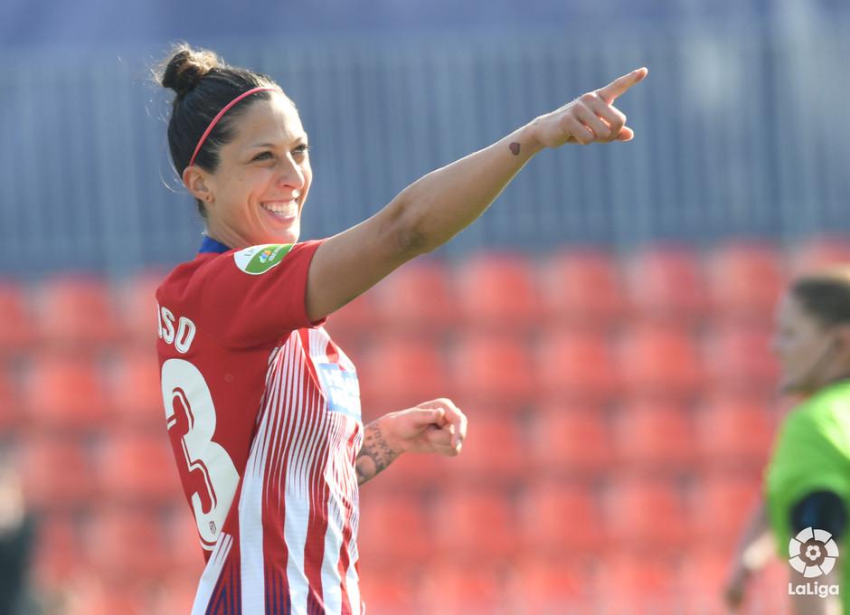 Temp 2018-2019   Atlético de Madrid Femenino - Sevilla   Jenni
