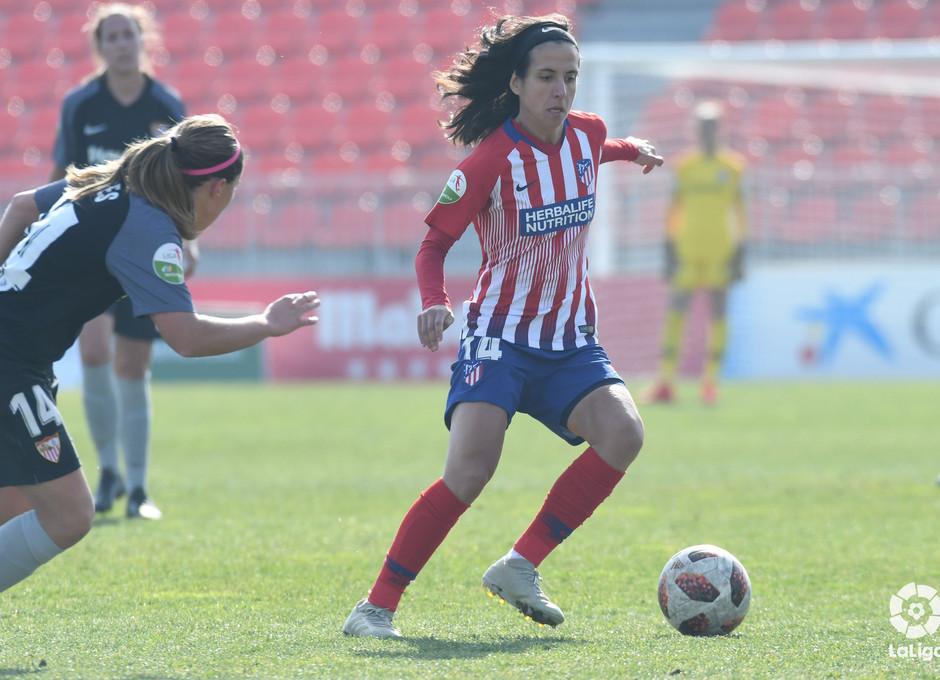 Temp 2018-2019   Atlético de Madrid Femenino - Sevilla   Dolores