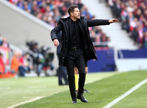 Temporada 18/19 | Atlético de Madrid - Real Madrid | Simeone