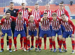 Temporada 18/19 | Atlético de Madrid B - Navalcarnero | Once