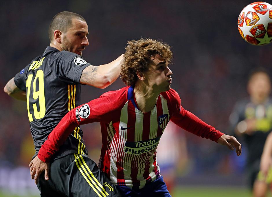 Temp. 18-19 | Atlético de Madrid - Juventus | Griezmann