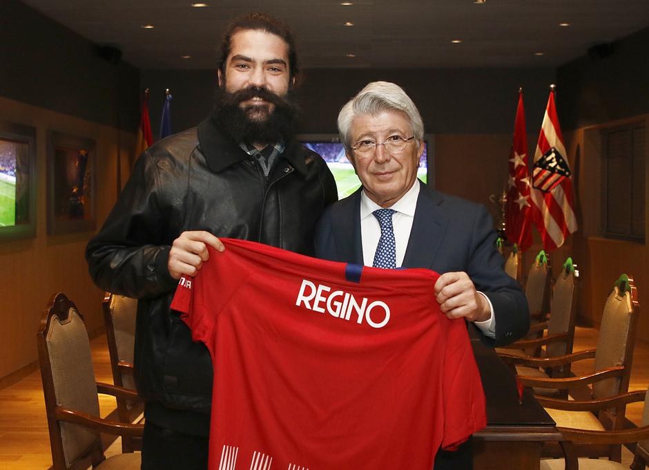 Temp. 18-19 | Atlético de Madrid - Juventus | Cerezo y Regino