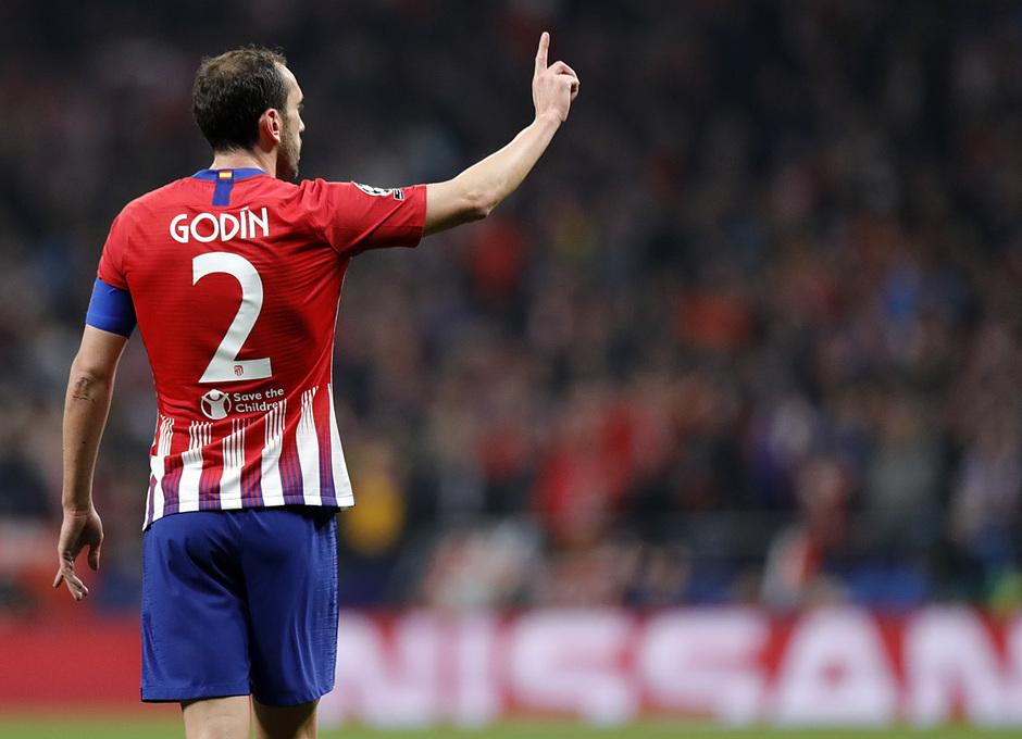 Temp. 18-19 | Atlético de Madrid - Juventus | Godín