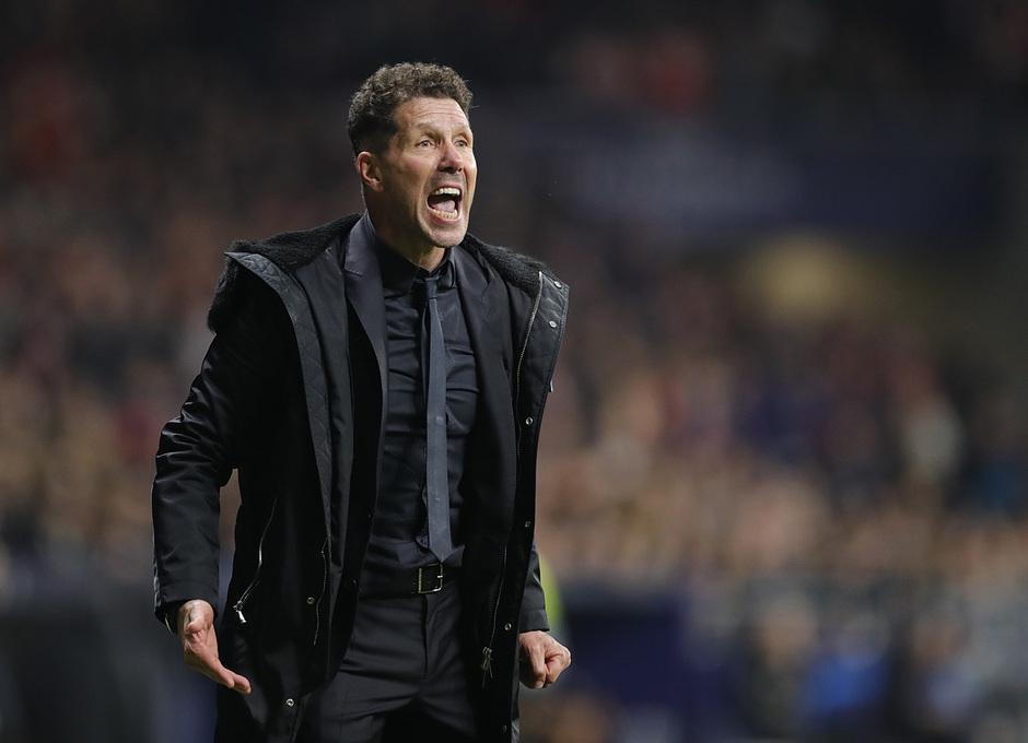 Temp. 18-19 | Atlético de Madrid - Juventus | Simeone