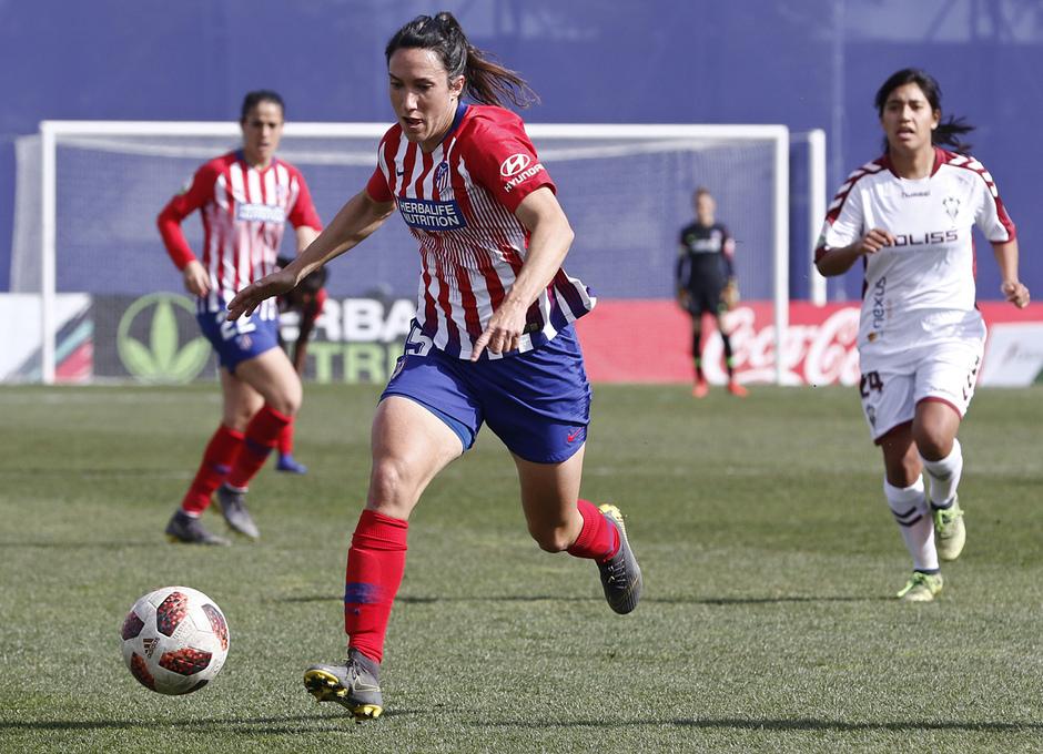 Temporada 18/19 | Atlético de Madrid Femenino - Fundación Albacete | Meseguer
