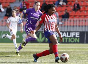 Temporada 18/19 | Atlético de Madrid Femenino - Fundación Albacete | Ludmila