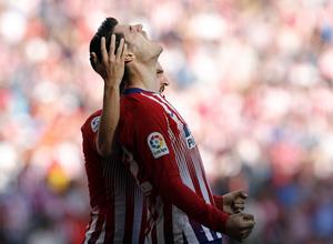 Temporada 18/19 | Atlético de Madrid - Villarreal | Morata