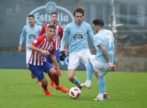 Temporada 18/19 | Celta B - Atlético de Madrid B | Foto: Celta
