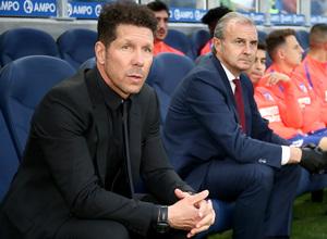 Temporada 18/19   Real Sociedad - Atlético de Madrid   Simeone
