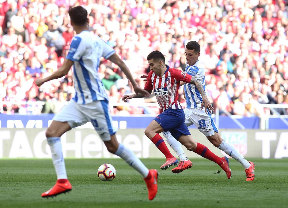 Temporada 18/19 | Atlético de Madrid - Leganés | Correa