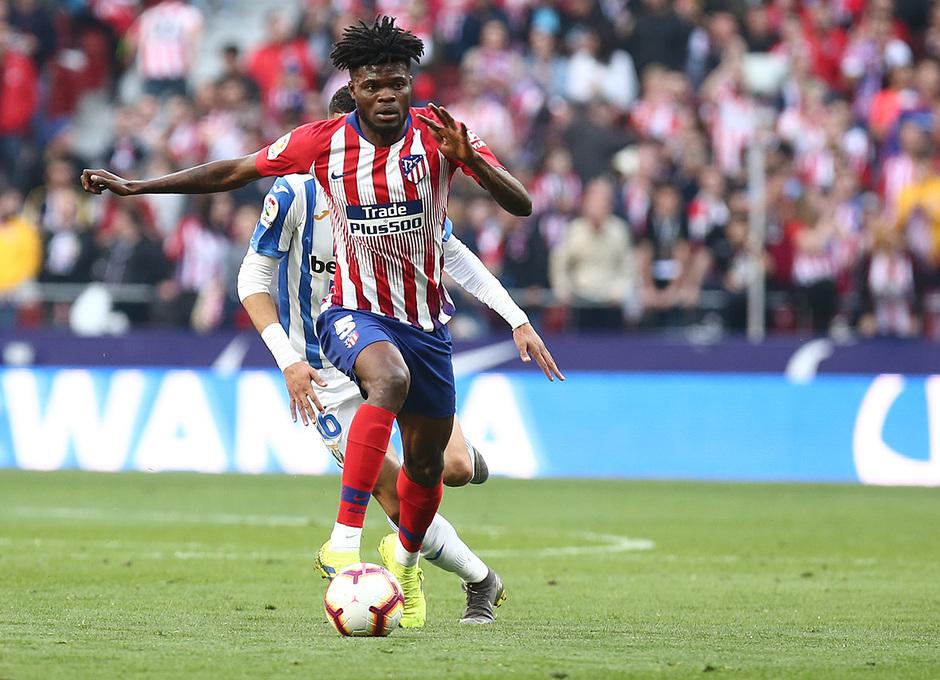 Temporada 18/19 | Atlético de Madrid - Leganés | Thomas