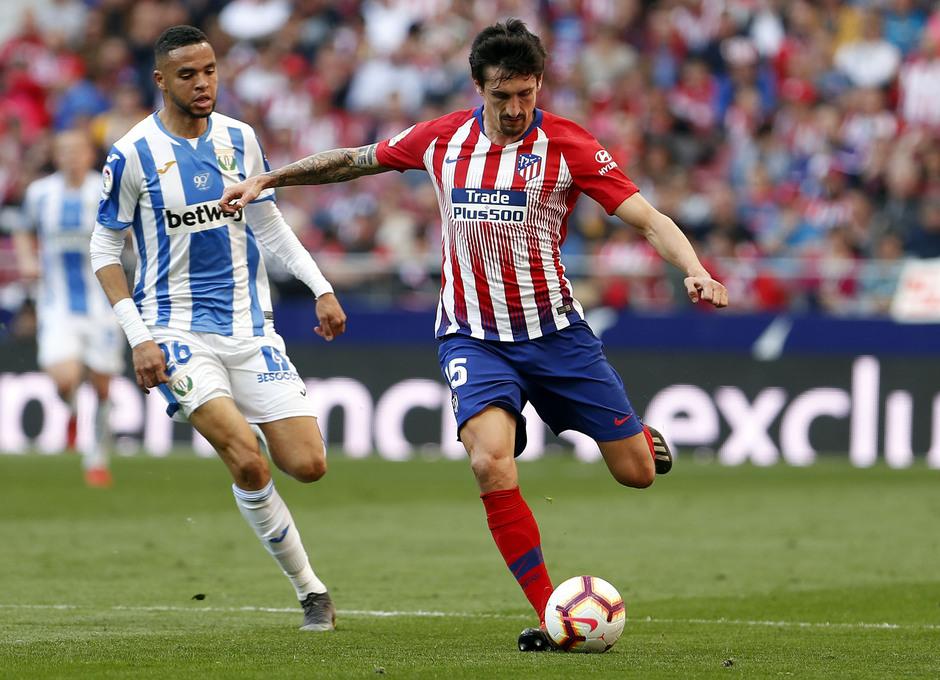 Temporada 18/19 | Atlético de Madrid - Leganés | Savic
