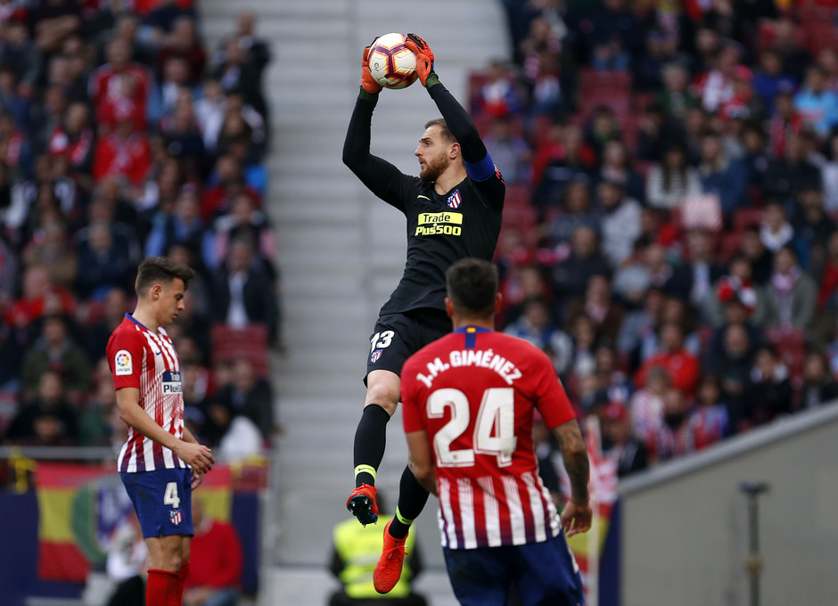 Temporada 18/19 | Atlético de Madrid - Leganés | Oblak