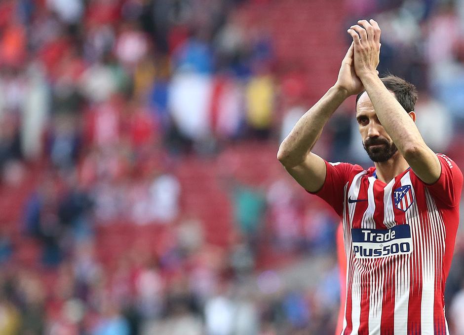 Temporada 18/19 | Atlético de Madrid - Leganés | Juanfran