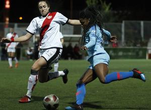 Temp. 18-19 | Rayo Vallecano - Atlético de Madrid Femenino | Ludmila