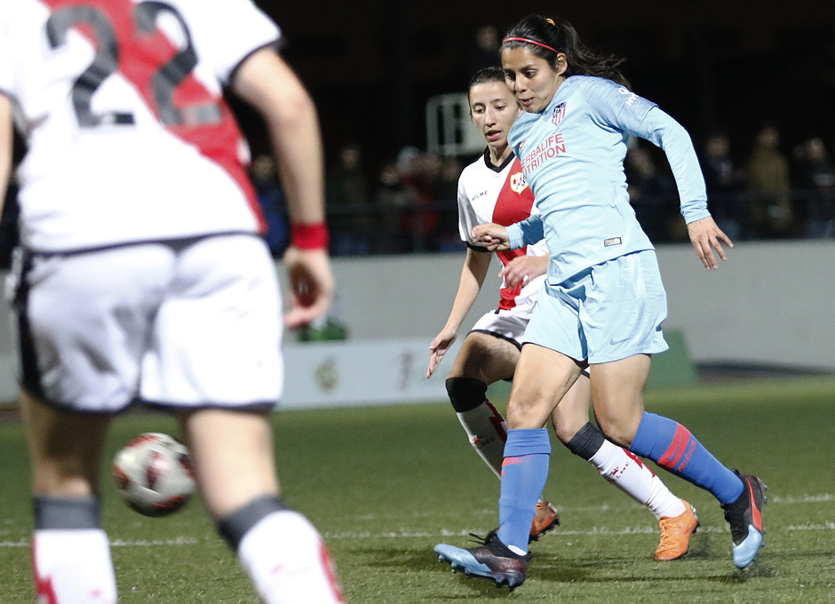 Temp. 18-19 | Rayo Vallecano - Atlético de Madrid Femenino | Kenti