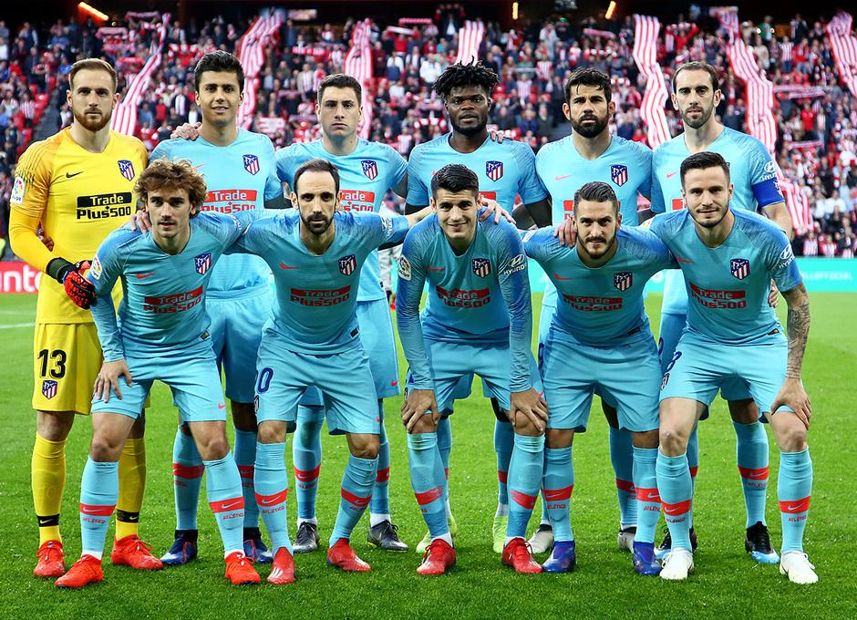 Temp. 18-19 | Athletic Club - Atlético de Madrid | Once