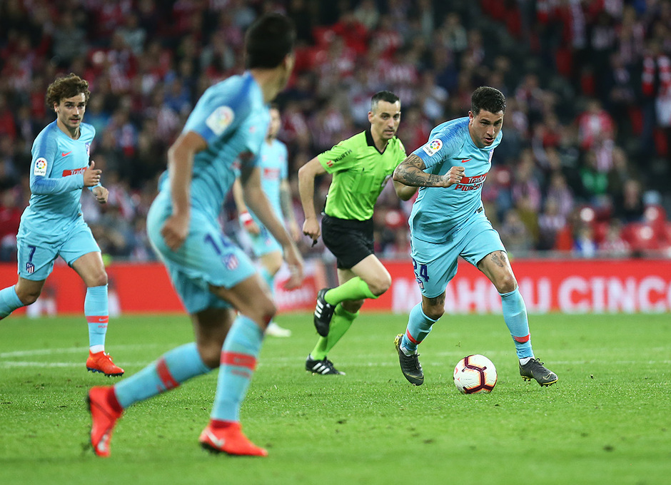 Temp. 18-19 | Athletic Club - Atlético de Madrid | Giménez