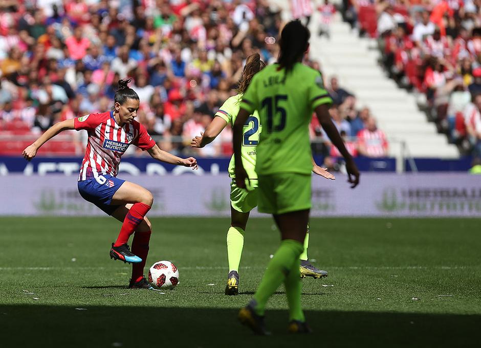 Temporada 18/19 | Atlético de Madrid Femenino - FC Barcelona | Kaci