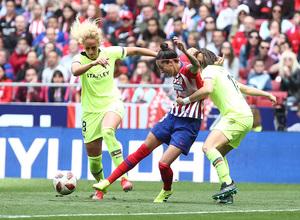 Temporada 18/19 | Atlético de Madrid Femenino - FC Barcelona | Jennifer Hermoso