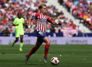 Temporada 18/19 | Atlético de Madrid Femenino - Barcelona | Amanda