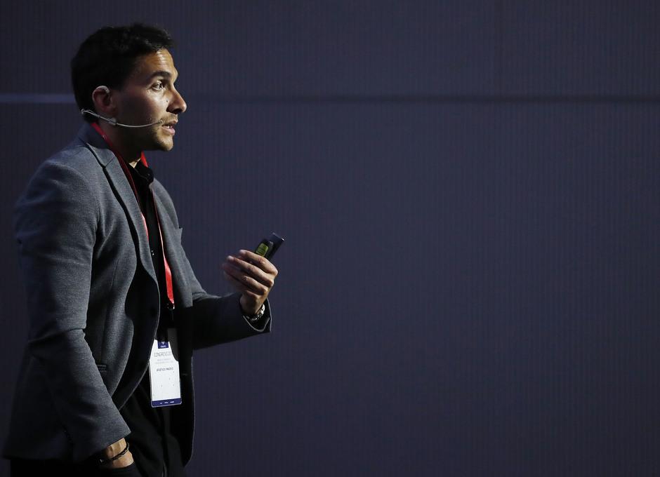 Temporada 18/19 | Congreso de Análisis de Rendimiento y Nuevos Desarrollos en el Fútbol | Xabier Ruiz de Ocenda