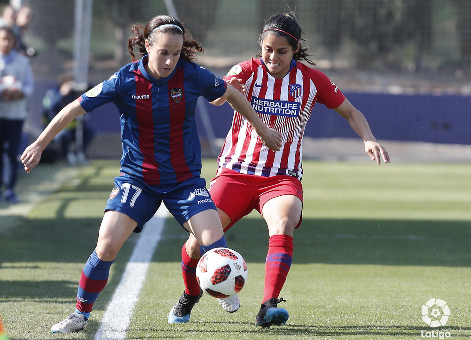 Temporada 18/19 | Levante - Atlético de Madrid Femenino | Kenti