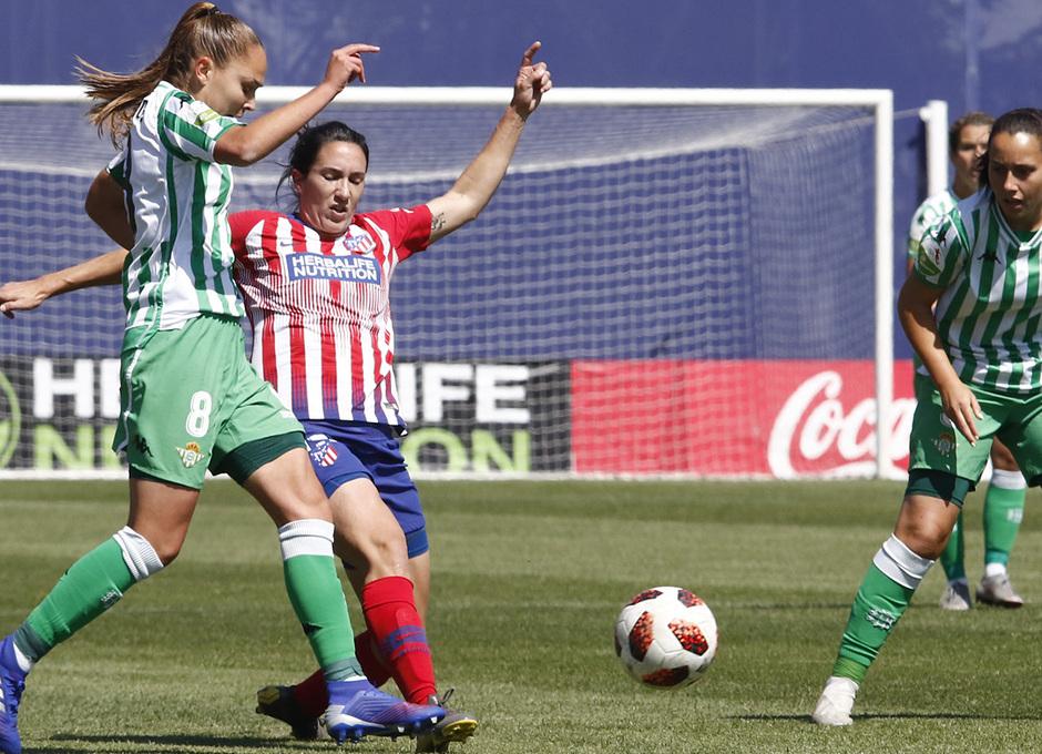 Temporada 18/19 | Atlético de Madrid Femenino - Real Betis | Meseguer