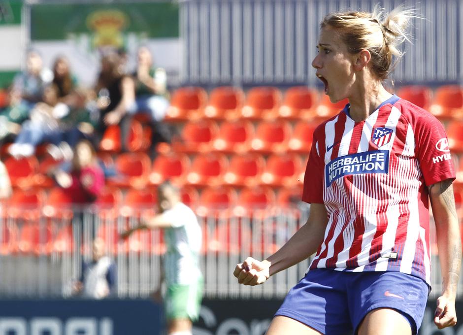 Temporada 18/19 | Atlético de Madrid Femenino - Real Betis | Gol Ángela Sosa