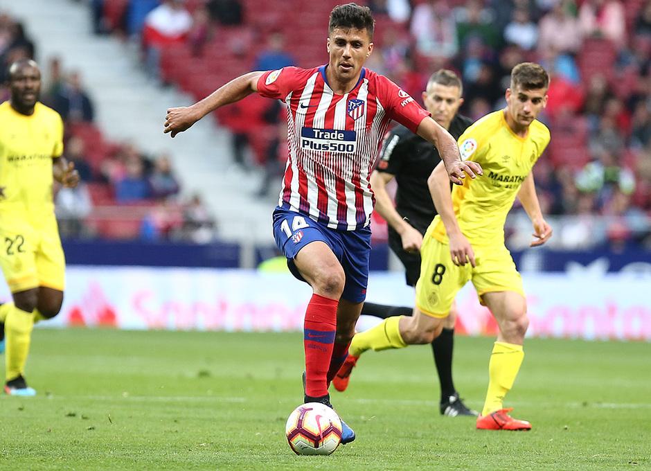 Temporada 18/19 | Atlético de Madrid - Girona | Rodrigo