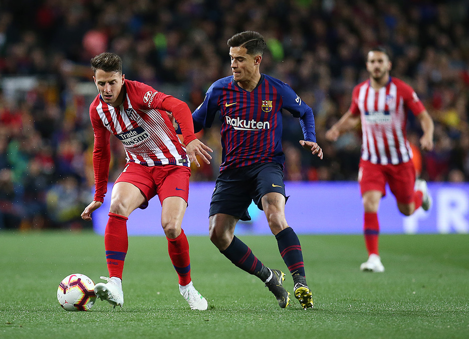 Temp 18/19 | FC Barcelona - Atlético de Madrid | Arias