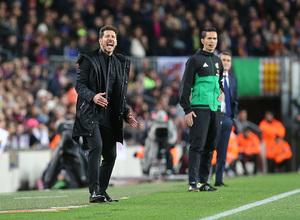 Temp 18/19 | FC Barcelona - Atlético de Madrid | Simeone