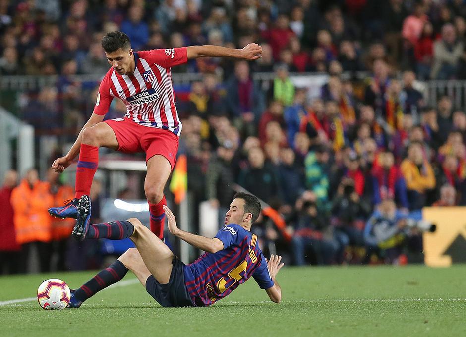 Temp 18/19 | FC Barcelona - Atlético de Madrid | Rodrigo