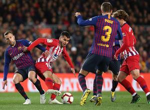 Temp 18/19 | FC Barcelona - Atlético de Madrid | Correa