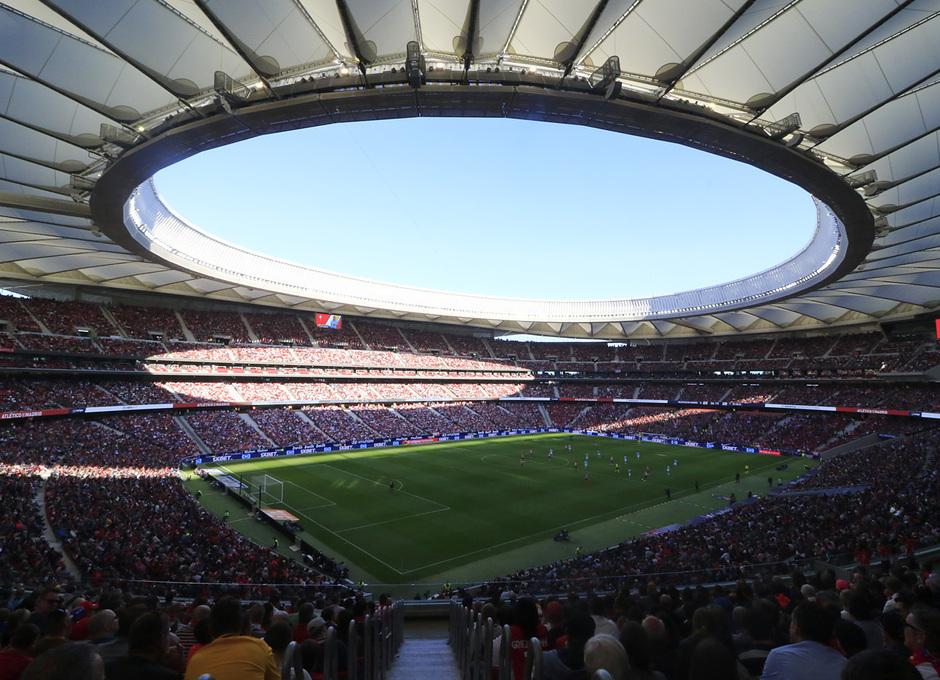 Temporada 18/19 | Atlético de Madrid - Celta | Día del Niño | Grada