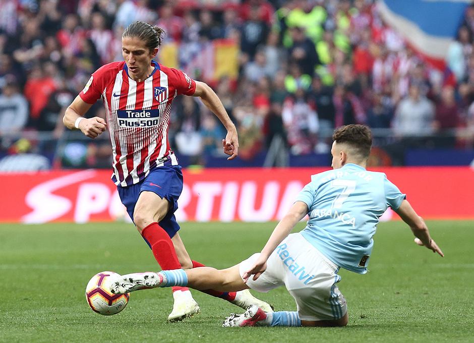 Temporada 18/19 | Atlético de Madrid - Celta | Día del Niño | Filipe